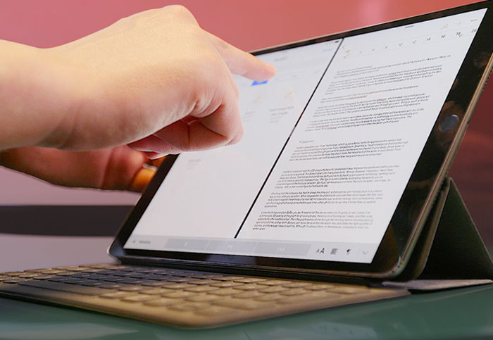 Can the iPad Pro replace you PC?