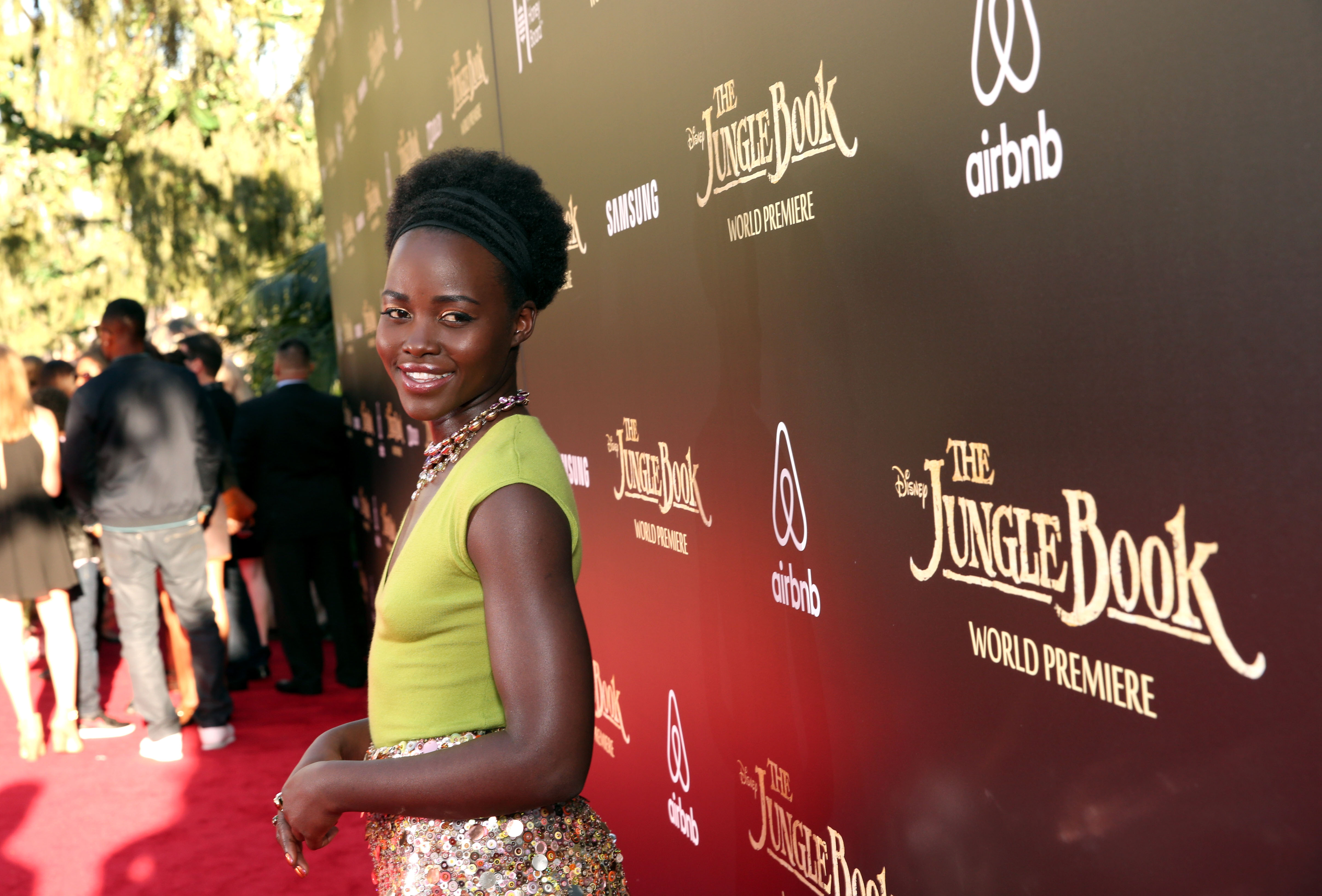 "Premiere Of Disney's ""The Jungle Book"" - Red Carpet"