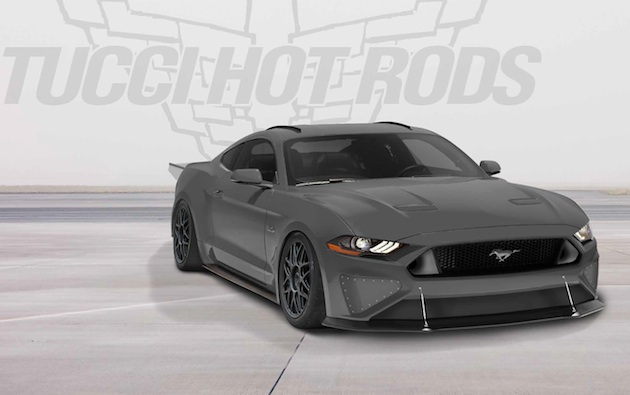 Reaching 200 mph is no easy feat. It's a number that few people get to experience on land. This redesigned 2018 Mustang Fastback is a perfect starting point to reach our goal. Implementing aerodynamics, reducing drag and increasing power is the name of the game, and this Mustang will reach top speeds while the air conditioning is cranking.