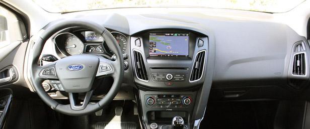 2015 Ford Focus 1.0L EcoBoost ...
