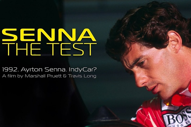 【ビデオ】アイルトン・セナがインディカーをテストした時のことを振り返る映像が公開