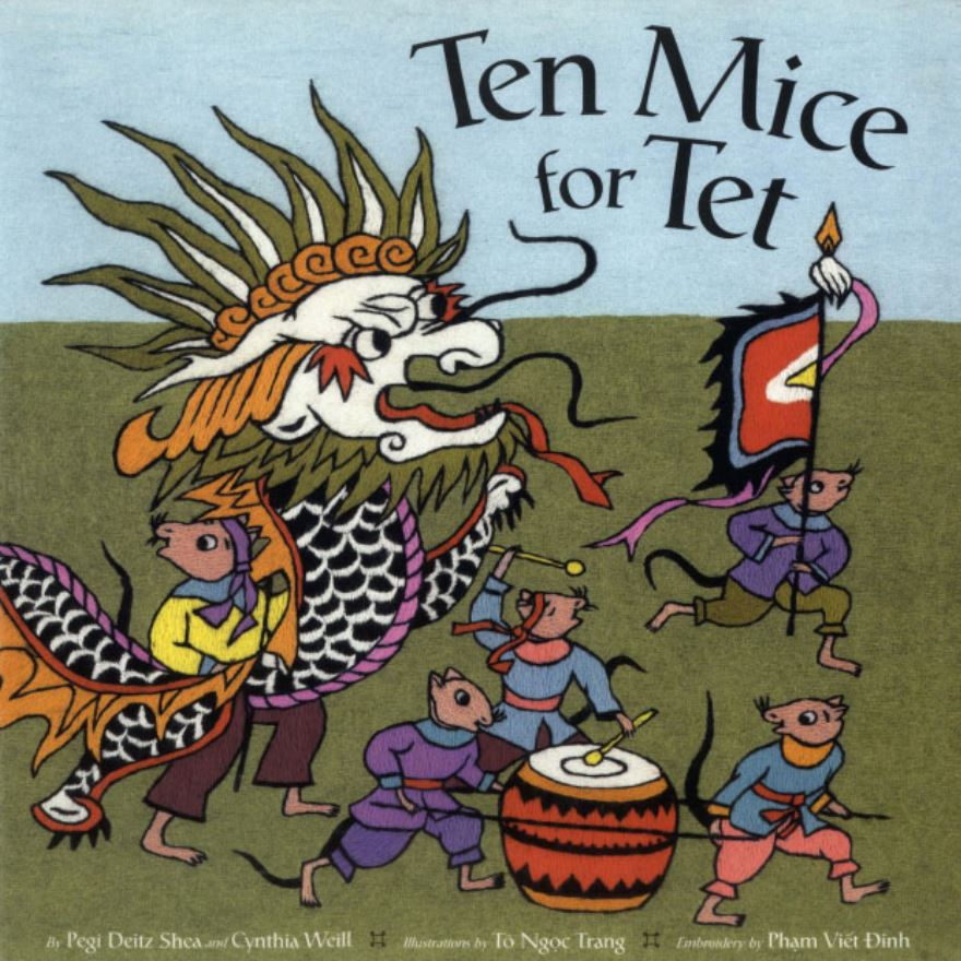 10 Festive Books That Teach Kids About Chinese New