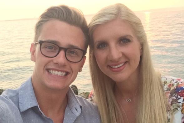 Rebecca Adlington Instagram honeymoon photos