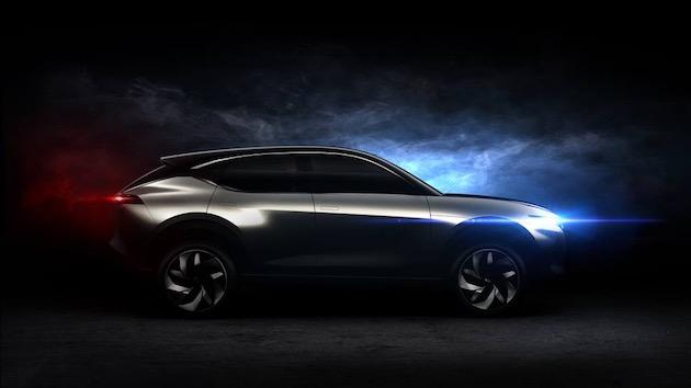 ピニンファリーナ、北京モーターショーに出展する2台目のコンセプトカー「K350」の画像を公開
