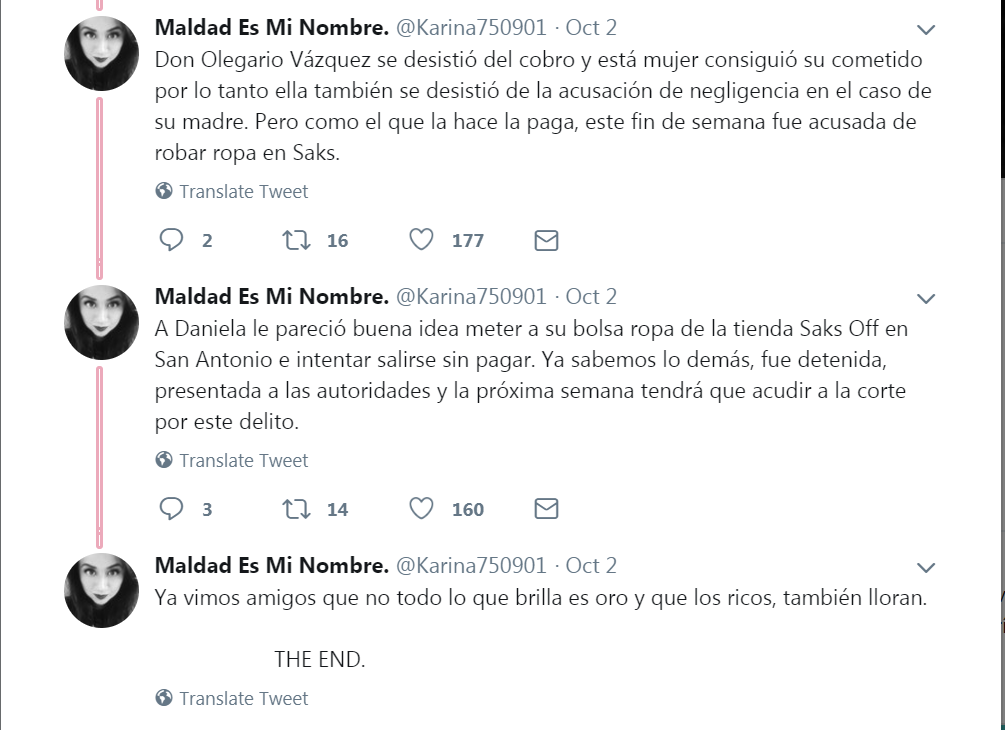 El hilo sobre la vida amorosa de Gustavo Díaz Ordaz que te 'volará la
