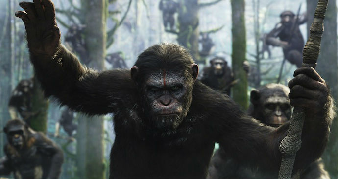 box office dawn of the planet of the apes