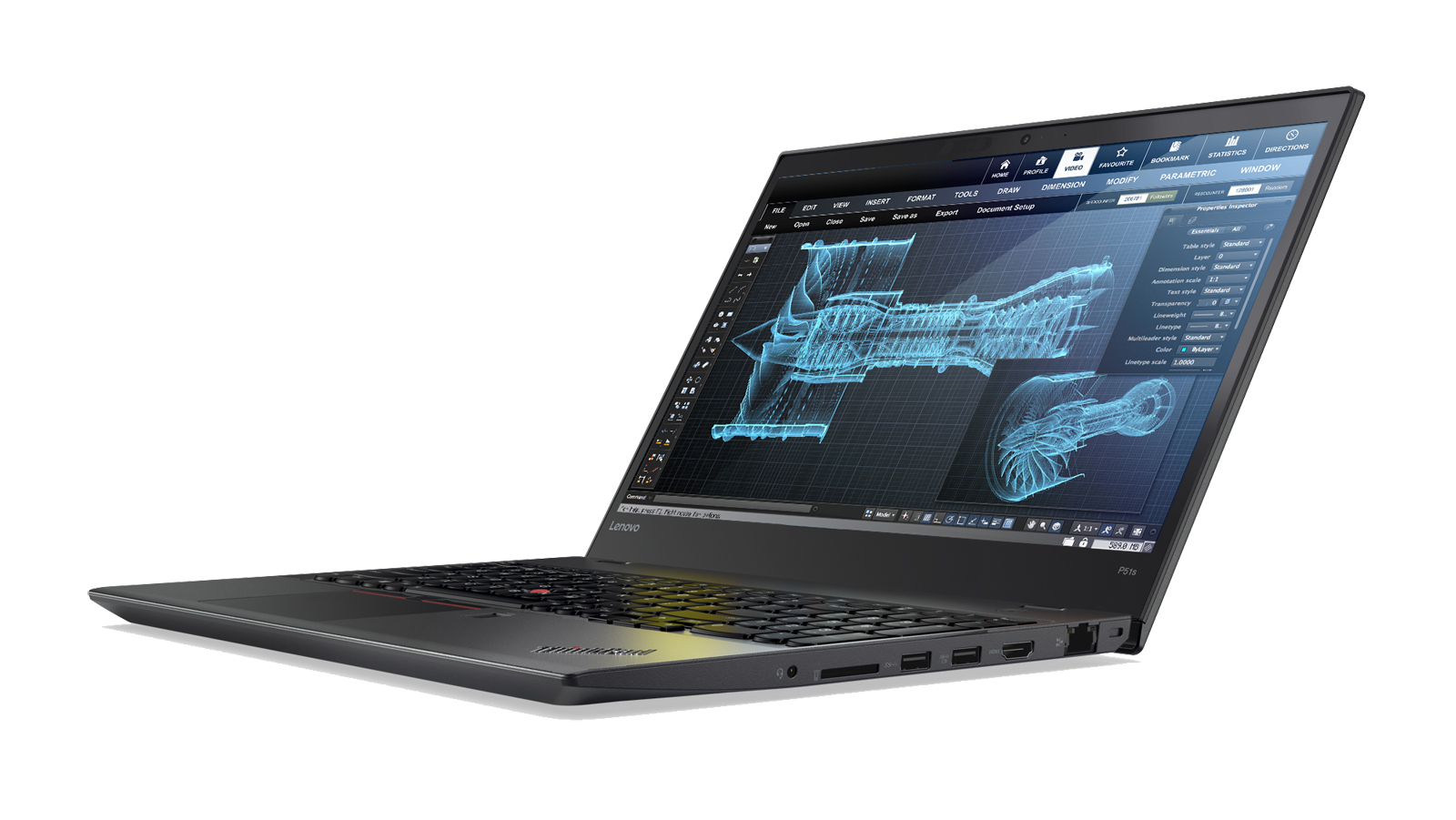 lenovo s new pro laptops include one built for vr