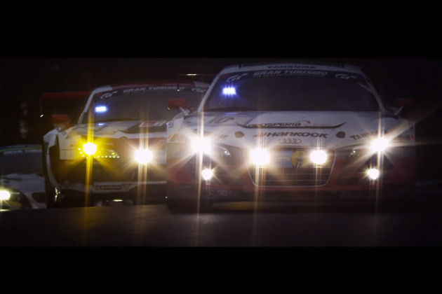 【ビデオ】ニュルブルクリンク24時間レースの熱狂を伝える美しい映像!