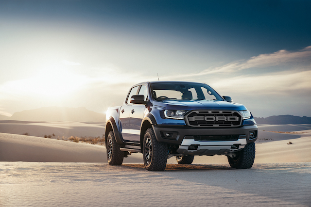 Ford unveils high-performance Ranger Raptor pick-up