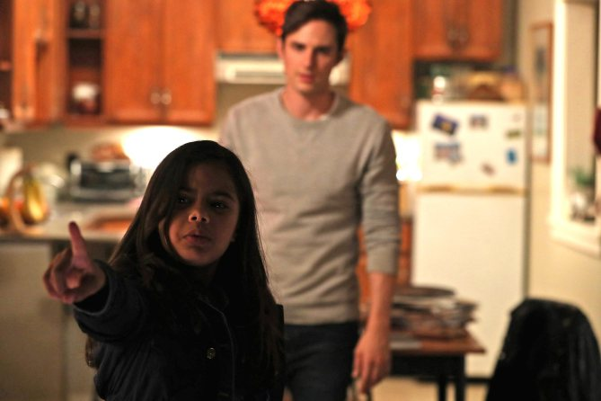 "ONCE UPON A TIME - ""Hyperion Heights"" (ABC/Jack Rowand) ALISON FERNANDEZ, ANDREW J. WEST"