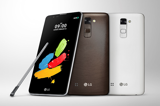 三款新機齊發!LG Stylus 2 雙版本與 LG K8 在台推出