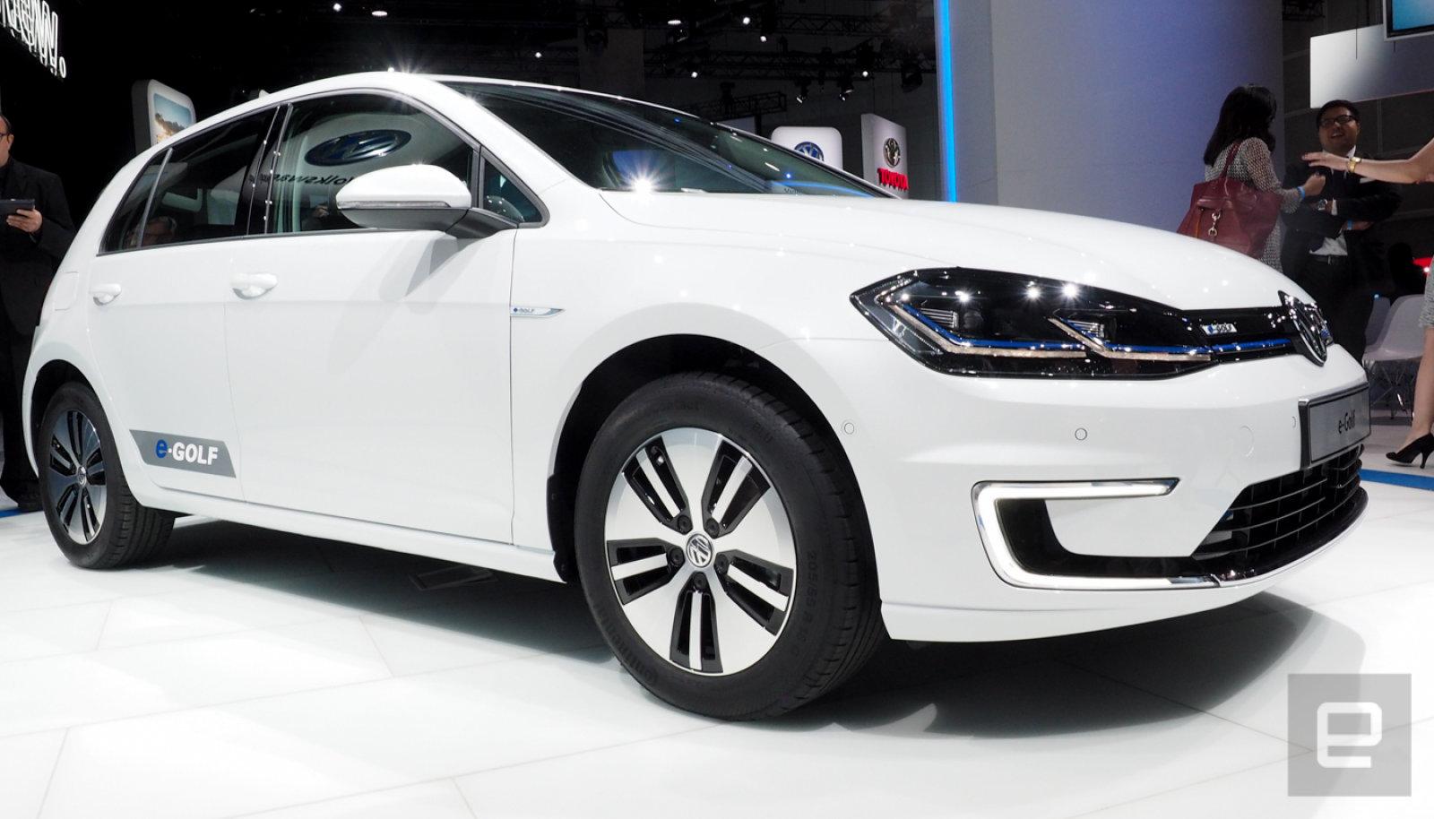 電動車將成為 VW 未來的重要發展方向