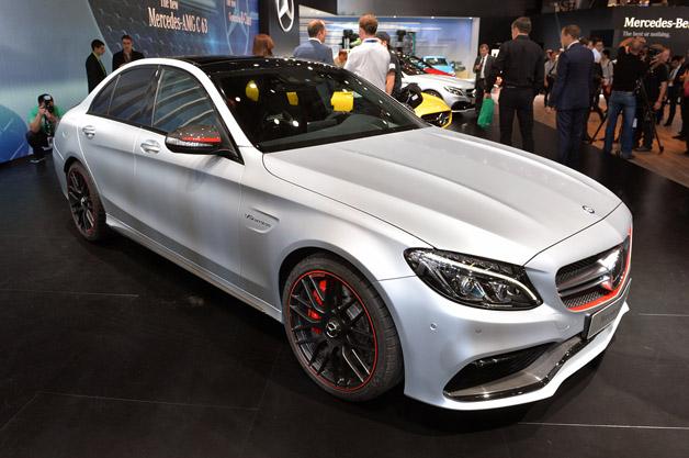 Mercedes amg 4 door