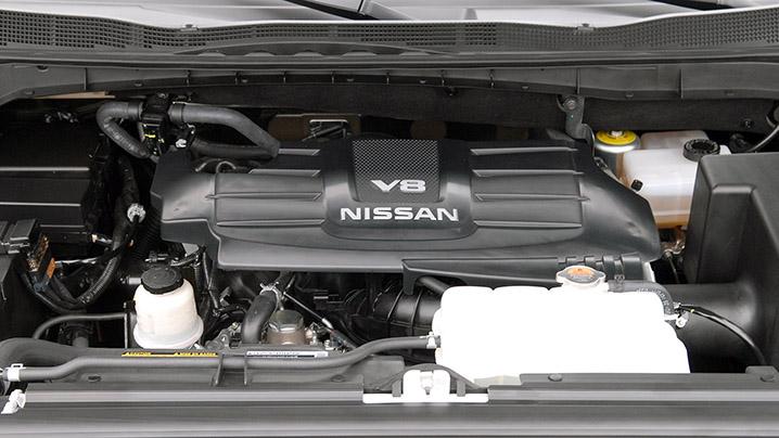 2016 Nissan Titan XD 5.6 V8