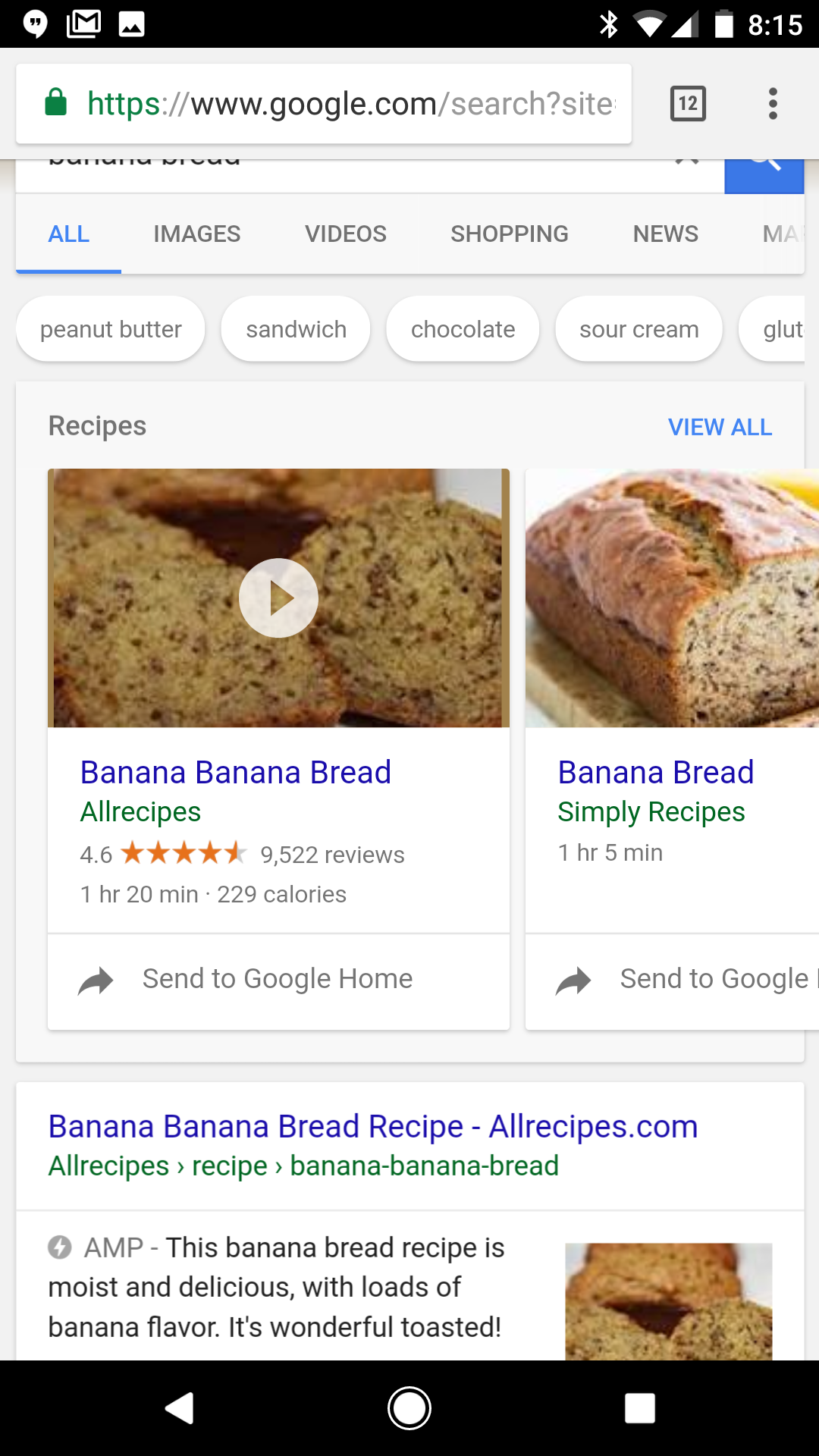 Google home has 5 million recipe options for your next night in its a natural extension of google home particularly considering how nice it is to go hands free when youre working in the kitchen forumfinder Choice Image