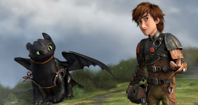 how to train your dragon facts