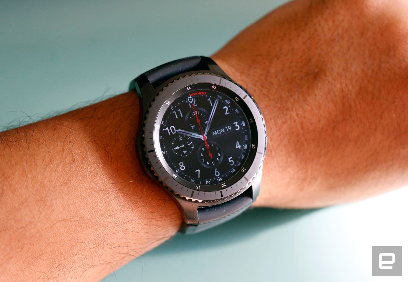 Wrap-up. With the Gear S3 Frontier, Samsung ...