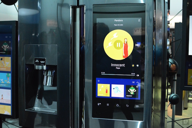 Samsung Family Hub Smart-Kühlschrank