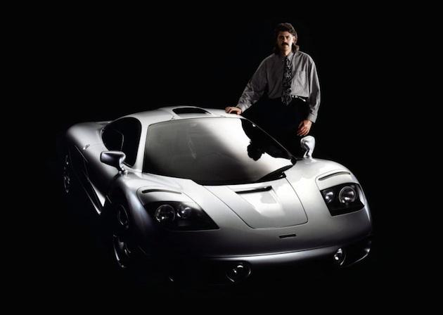 「マクラーレン F1」のデザイナー、ゴードン・マレー氏が自身の自動車メーカーを設立
