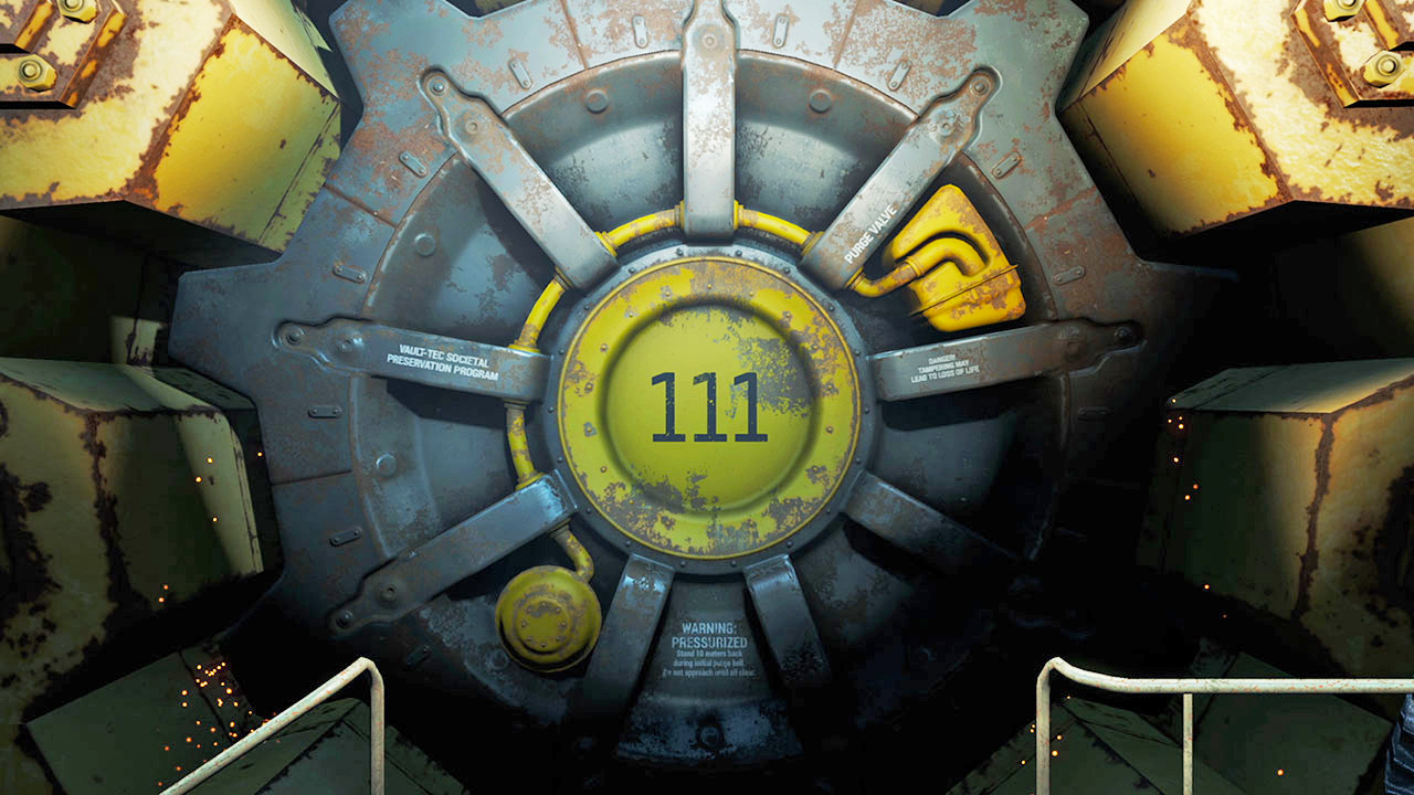Fallout 4' is the DICE Awards game of the year