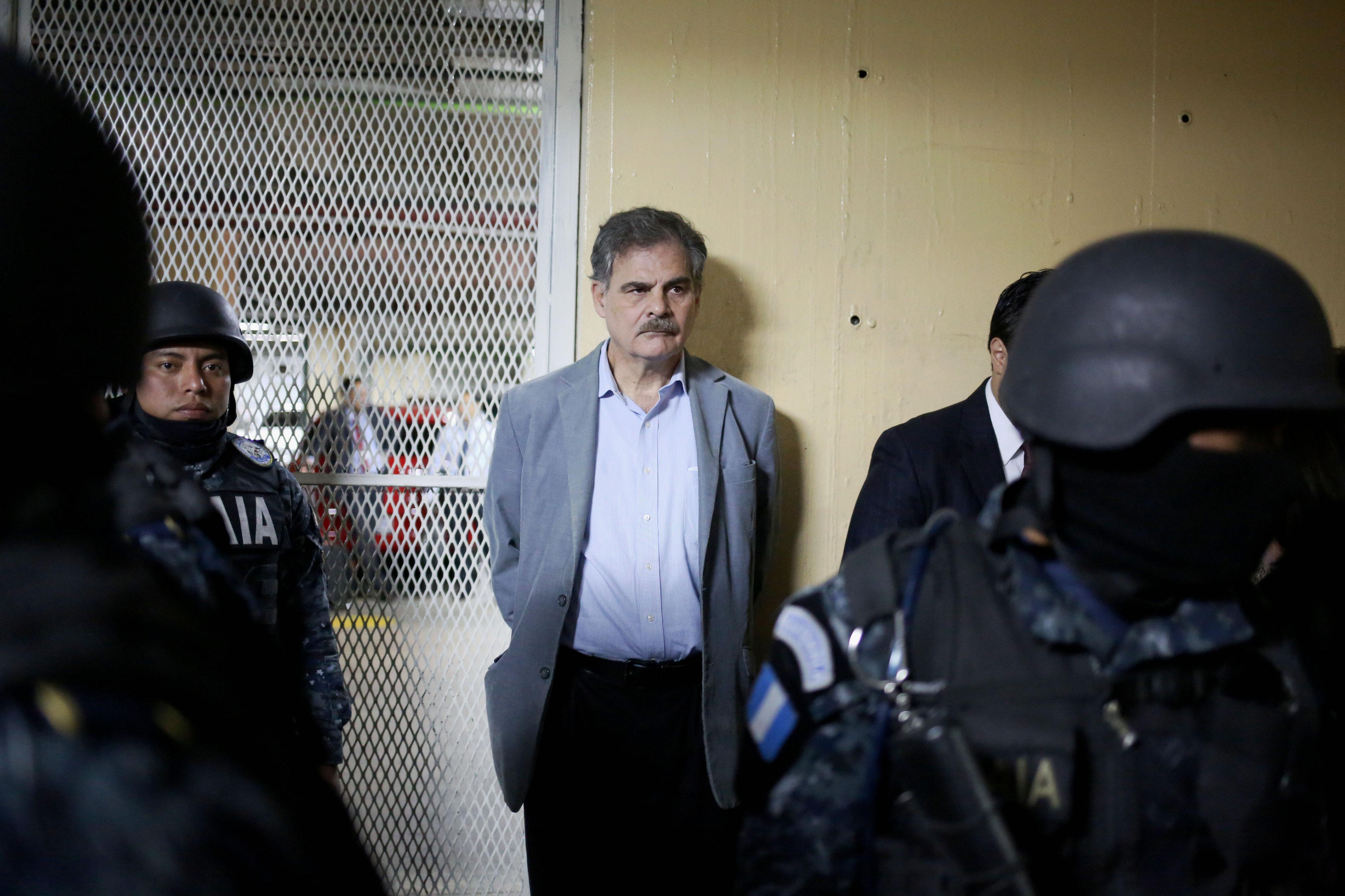 El exministro guatemalteco de Finanzas y presidente de Oxfam Internacional, el guatemalteco Juan Alberto...