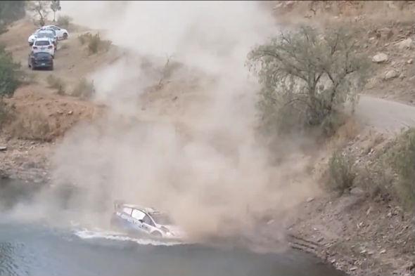 Mexico rally crash