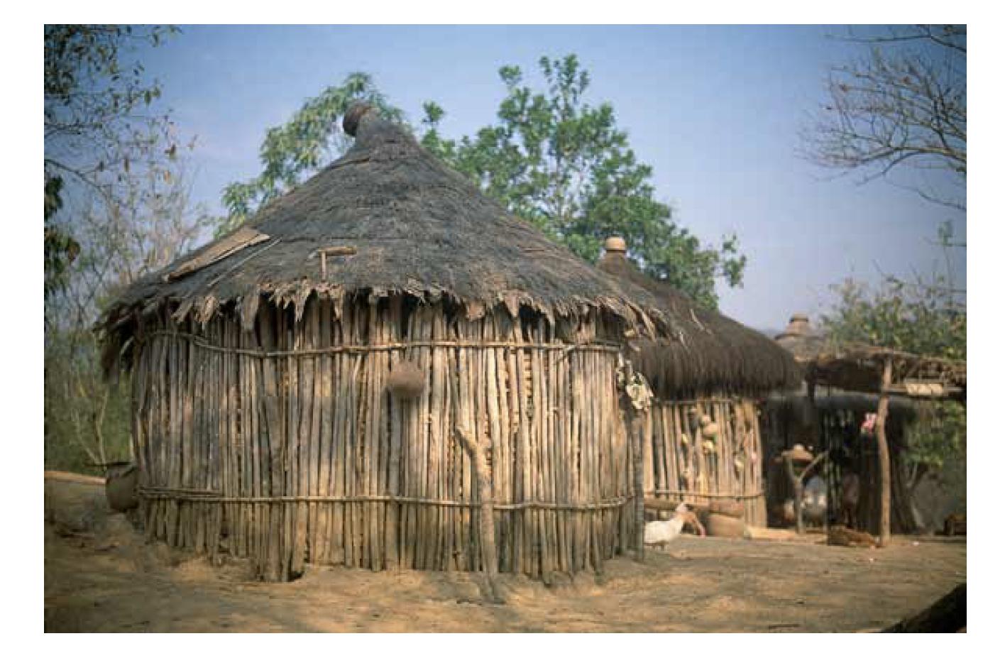 Casa amuzga, en