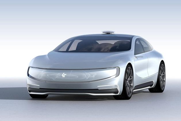 中国LeEco社の自動運転電気自動車「LeSee Pro」が、映画『トランスフォーマー』次回作に出演決定!