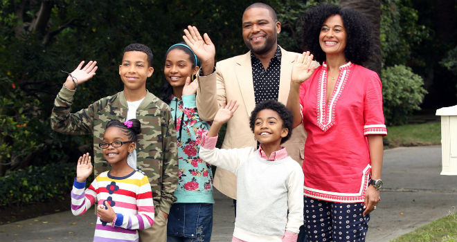 the cast of abc's blackish