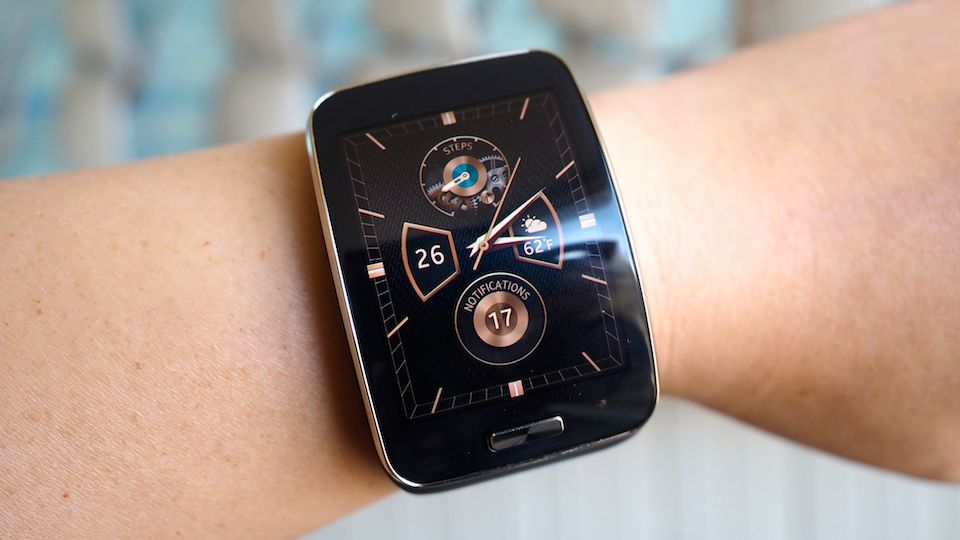 Samsung Gear S Review An Ambitious And Painfully Flawed Smartwatch
