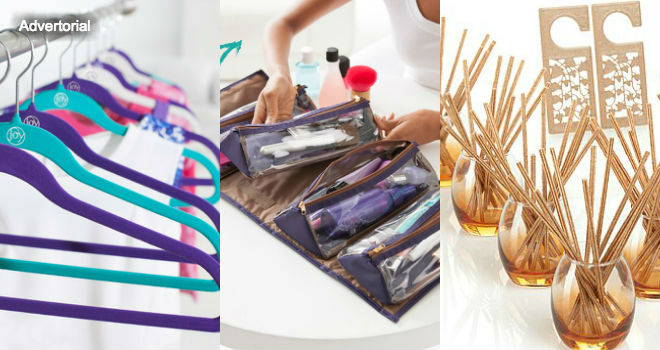 Joy Mangano HSN products advertorial