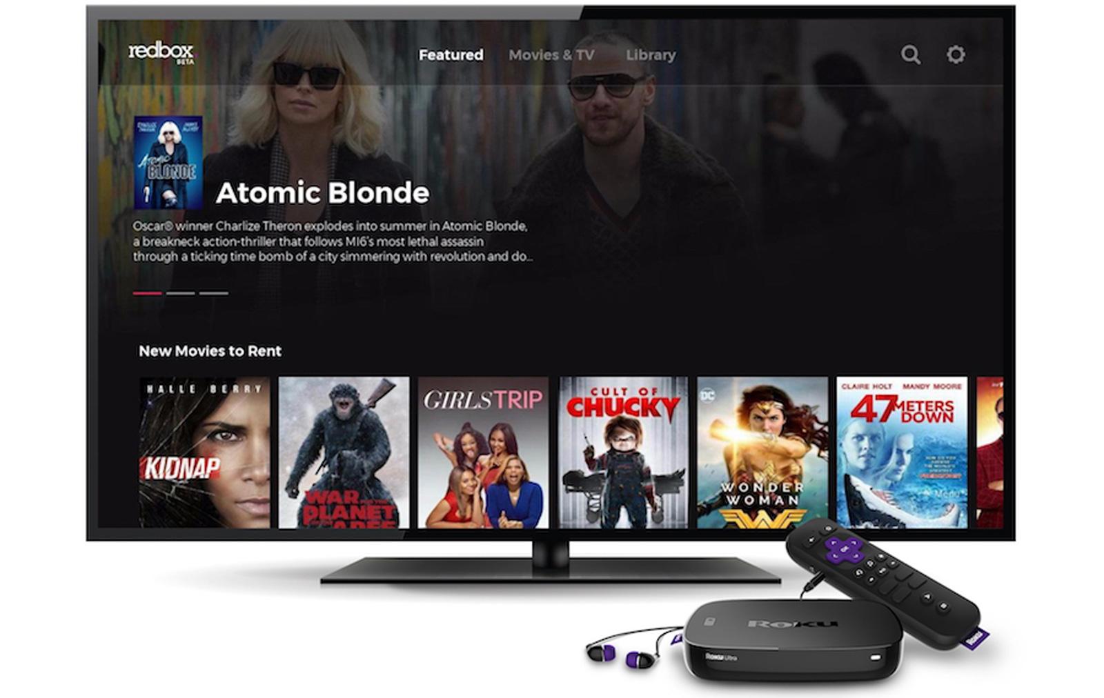 Redbox returns to internet video with On Demand service