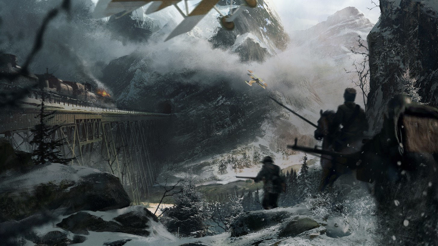 Expect four new expansions for 'Battlefield 1' this year