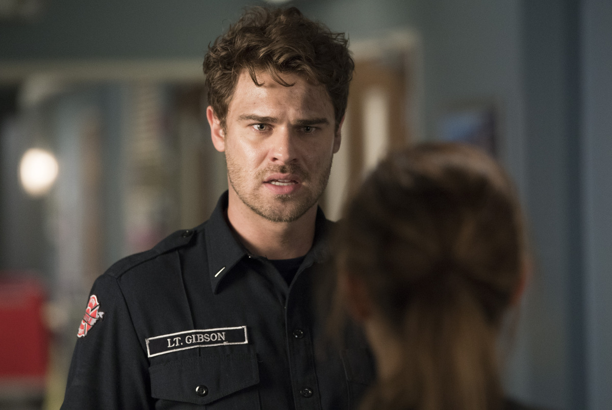 """GREY'S ANATOMY SPINOFF - The latest series from the Executive Producers of """"Grey�s Anatomy,"""" """"Scandal"""" and """"How to Get Away with Murder"""" follows a group of heroic firefighters at Seattle Fire Station 19 - from captain to newest recruit - as they risk their lives and their hearts both in the line of duty and off the clock. These brave men and women are like family, literally and figuratively, and together they put their own lives in jeopardy as first responders to save the lives of others. (ABC/Mitch Haaseth) GREY DAMON"""