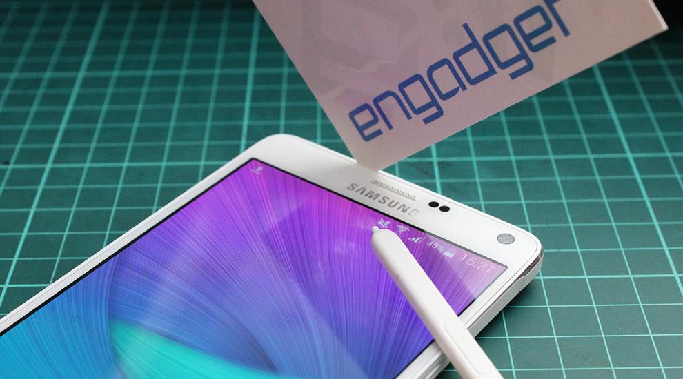 三星 Galaxy Note 4 评测