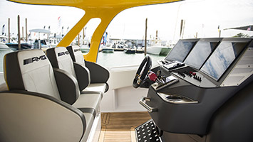 Mercedes-AMG Cigarette Boat