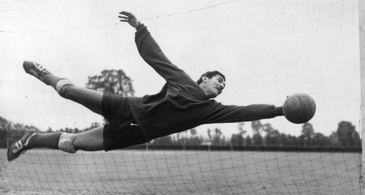 El portero del León, fue a 5 mundiales de futbol, entre 1950 y