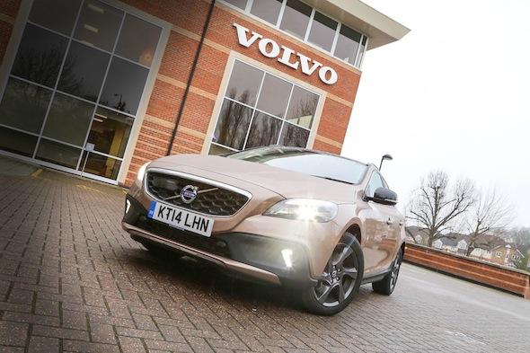 Volvo V40 XC long termer