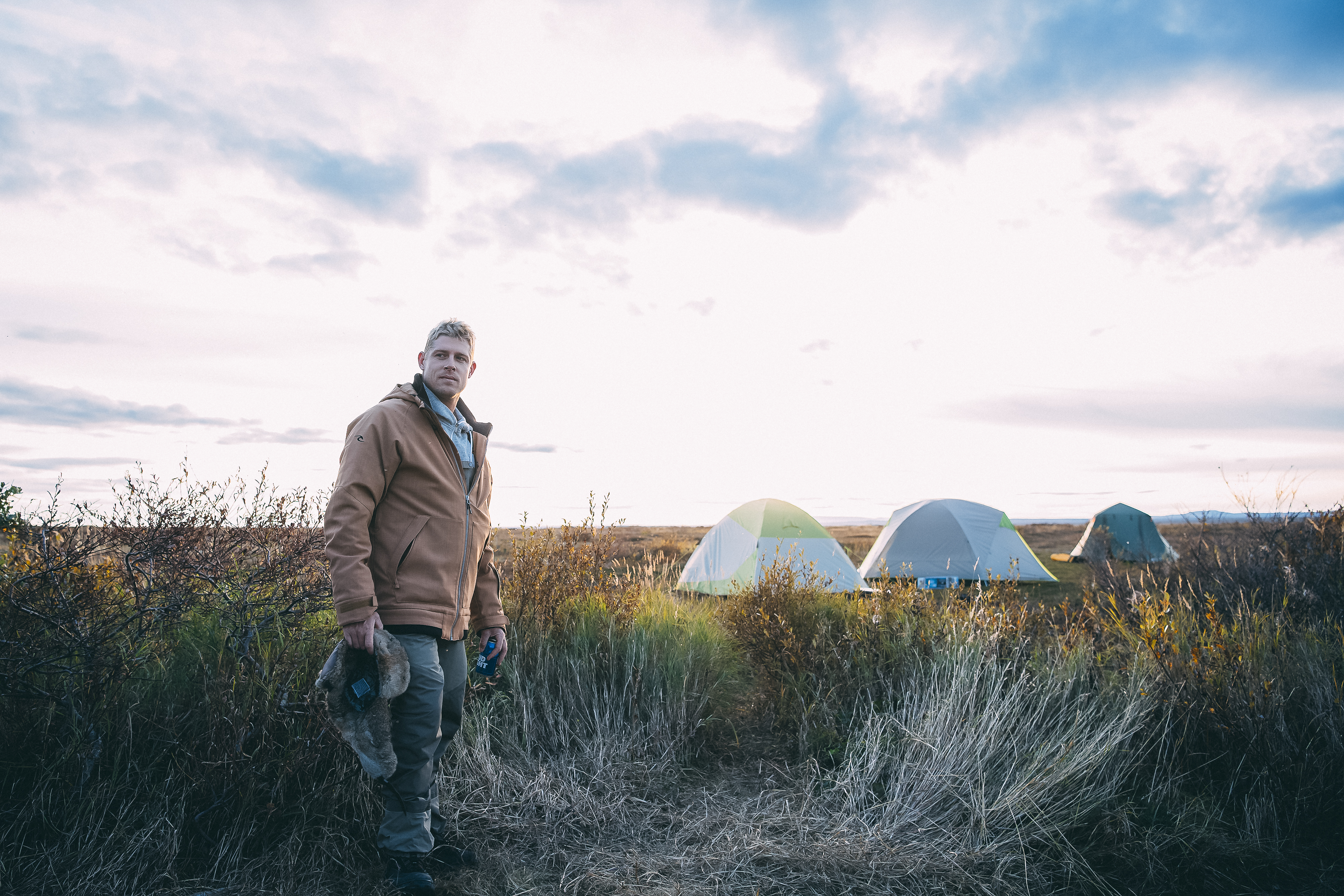 This is Mick's first expedition as Global Ambassador for 'Wild