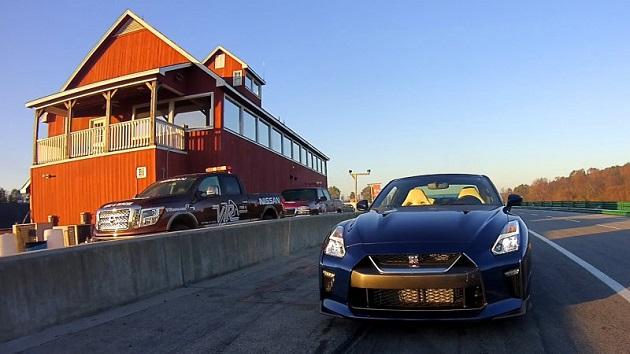 米国で日産「GT-R」2017年モデルを買うと、サーキットで無料ドライビング講習が受けられる!