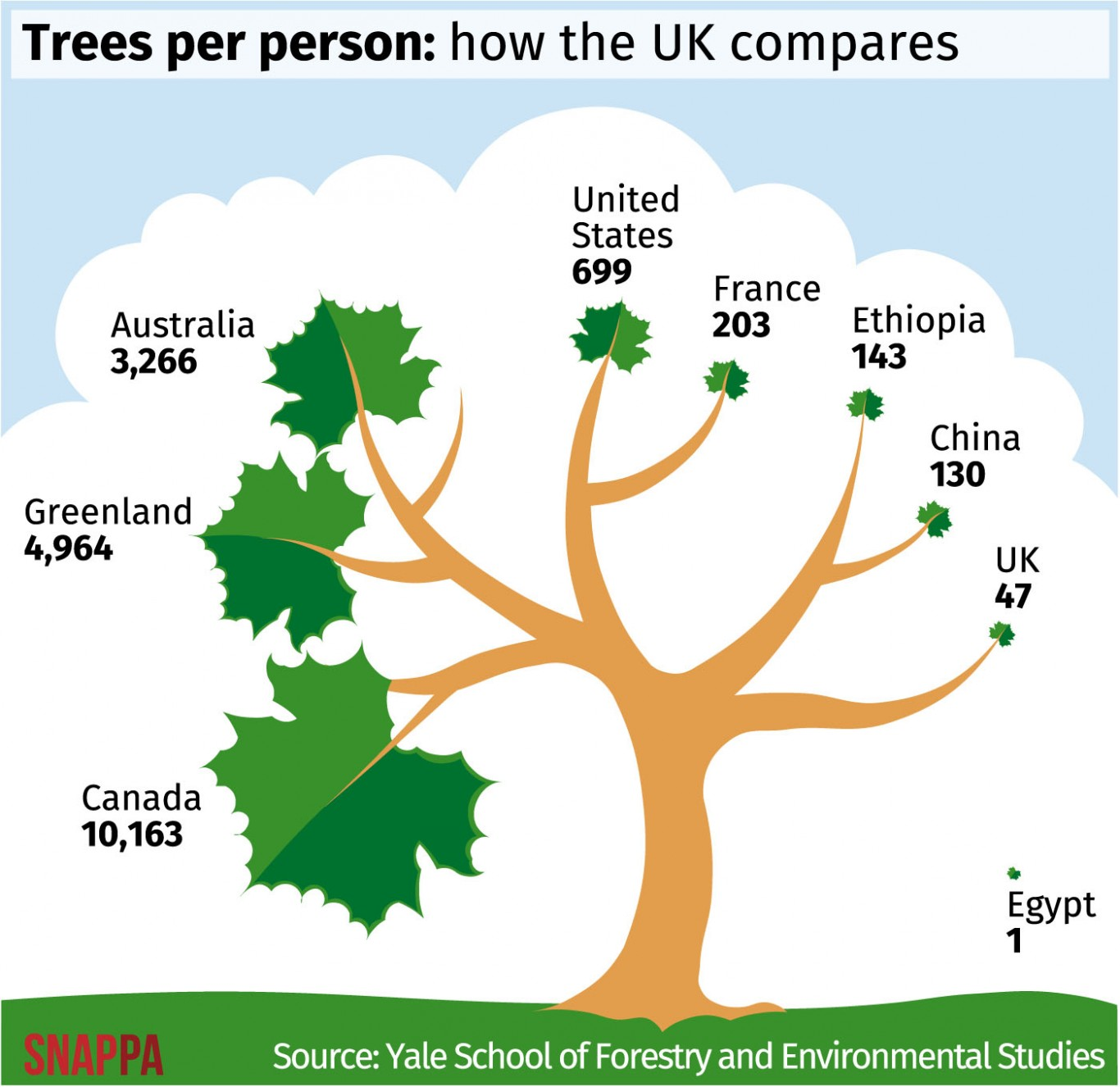 Earth Day 2016 How Many Trees In The Uk Are 39 Yours
