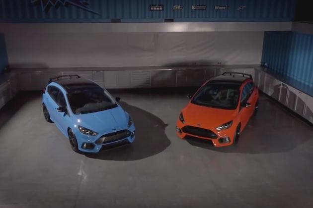 【ビデオ】フォード、3代目「フォーカスRS」最終型に特別限定モデルを設定 ケン・ブロックもお気に入り!?