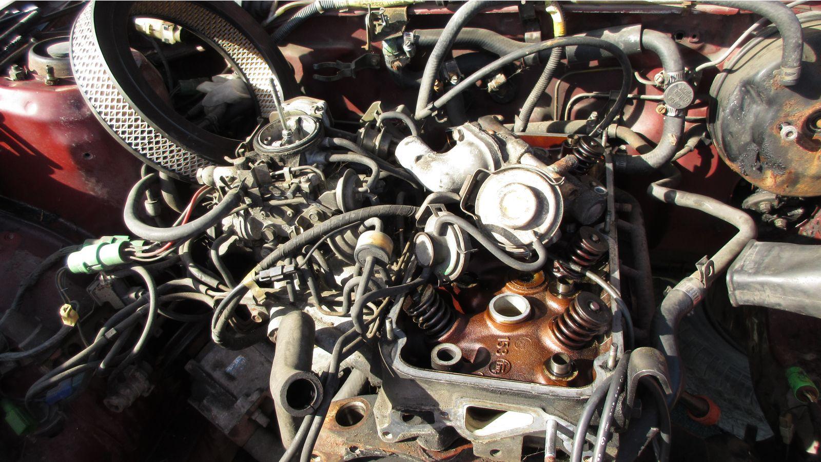 1982 Toyota Corolla sedan | Autoblog