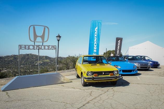 ホンダ、若いドライバーにマニュアル・トランスミッションの操作を教える講習会を米国ロサンゼルスで実施