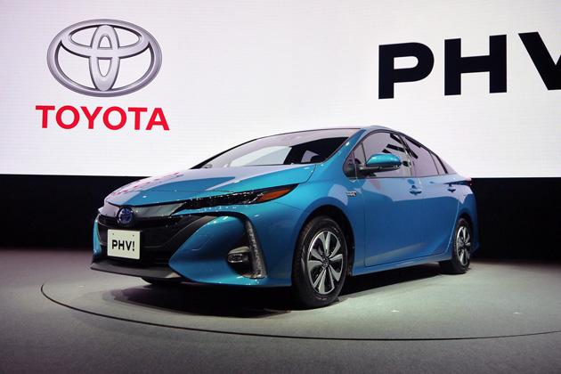 5つの面で大幅に進化したトヨタの新型「プリウスPHV」 実は5人乗りで開発されていた!?