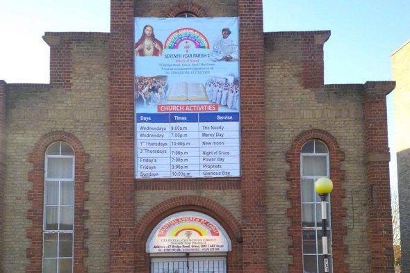 The Celestial Church of Christ