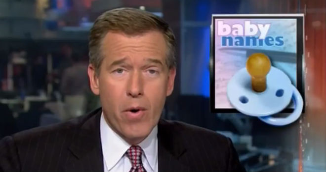 Brian Williams Rapping Baby Got Back