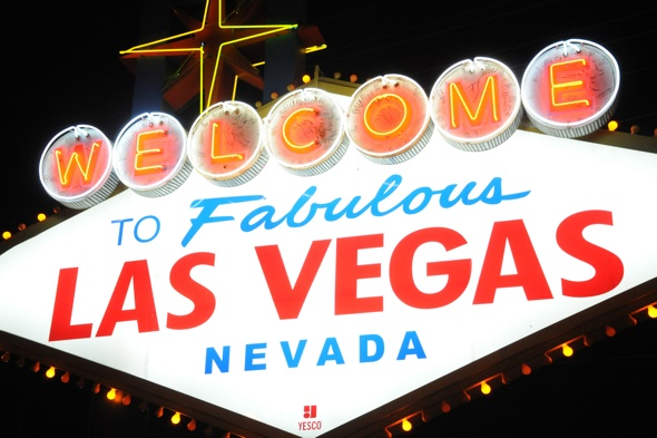British tourists name Las Vegas the 'overspend capital' of the world
