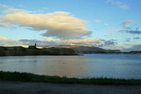 Two thefts on tiny Scottish island of Canna are first in 50 years