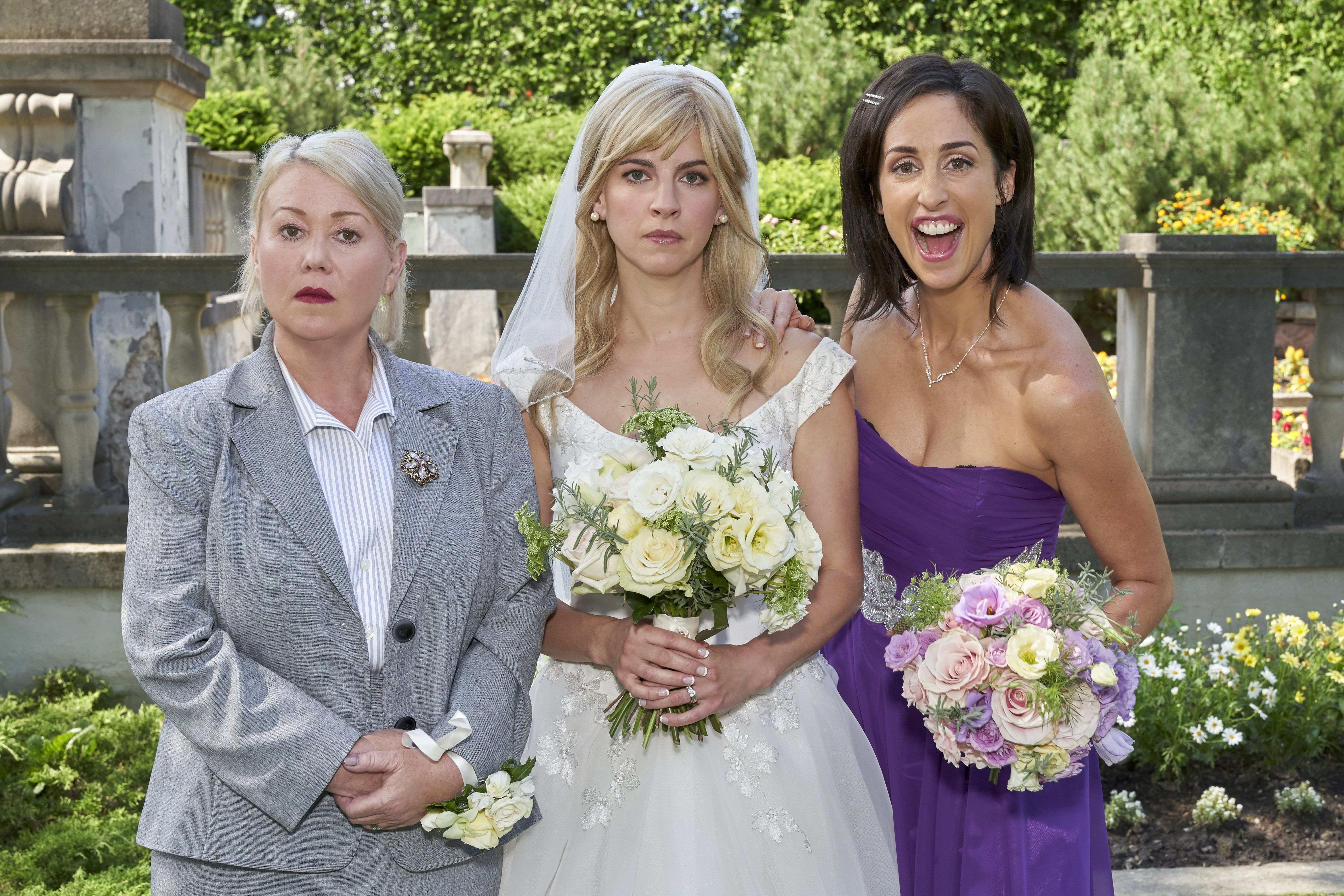 New Season Of 'Workin' Moms' Shatters Myth Of Having It All